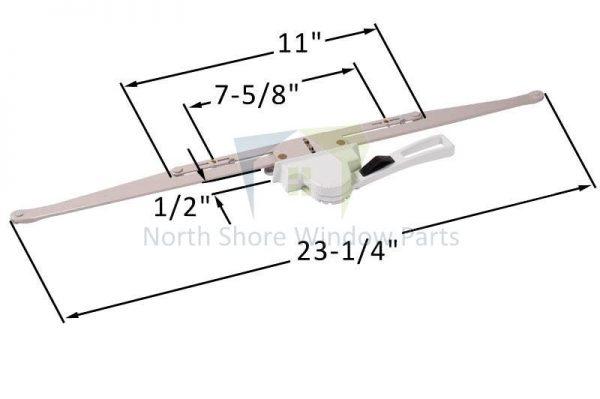 Clerestory Skylight Pole Crank Truth Hardware 30 4 760