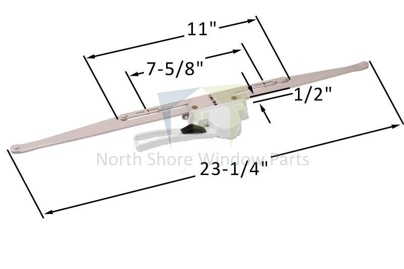 Lever Awning Window Operator 23 1 4 Regular Hand Truth