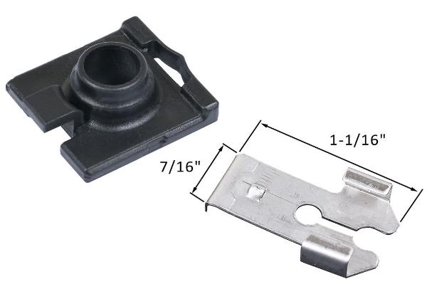 CLIPS & GLIDES FOR CASEMENT OPERATORS
