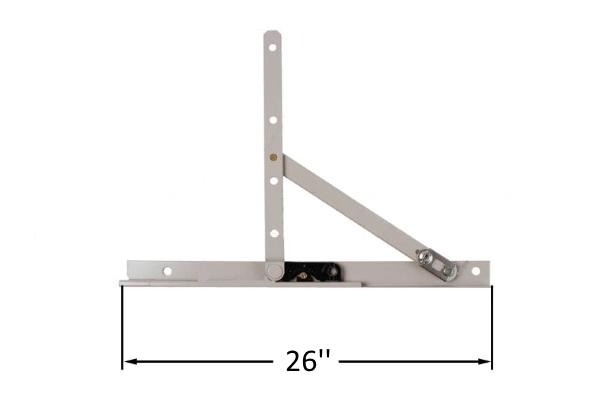 26 INCHES 2 BAR HINGES