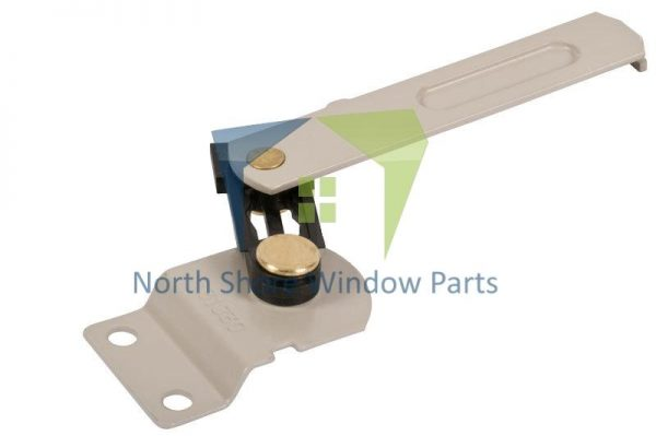 Backplate Link Assembly (11645.92 Truth Hardware 'Mirage') 1