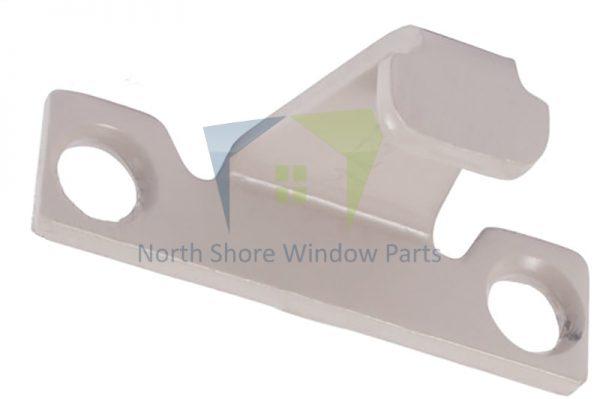 Casement Sash Lock Keeper (Truth Hardware 30827) 1