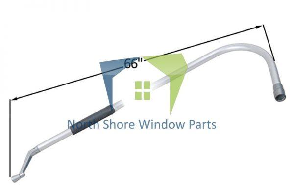 Pole Cranks Amp Accessories Truth Window Hardware