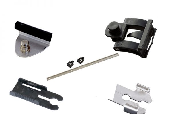 SHOES-GLIDES & CLIPS FOR AWNING OPERATORS