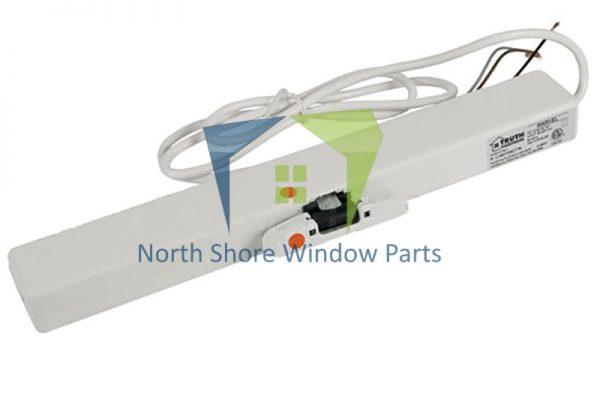 43 30 Motor Control Module Truth Window Hardware